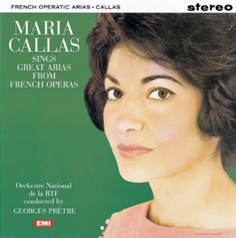 French Operatic Arias <br><font color=navy>BRYLANTOWA SERIA</font>